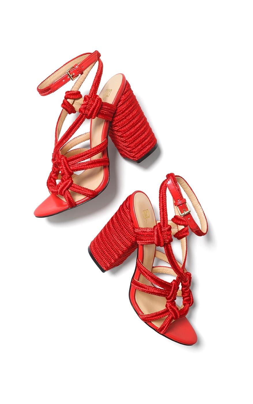 cabi's Tiptoe Sandal
